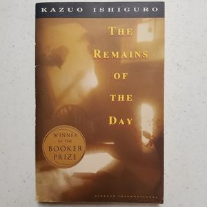 The Remains of the Day Kazuo Ishiguro Paperback